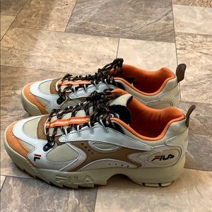 Fila UO Boveasorus X Disputer 2 Leather Sneakers